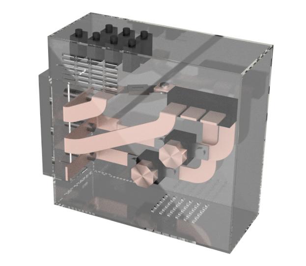 Cœur électrique – Analyse thermique
