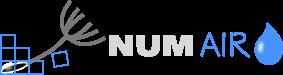 NUMAIRO : Etudes – Simulation CFD – Mécanique des fluides et thermique Logo