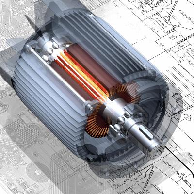 Moteur Electrique - CFD